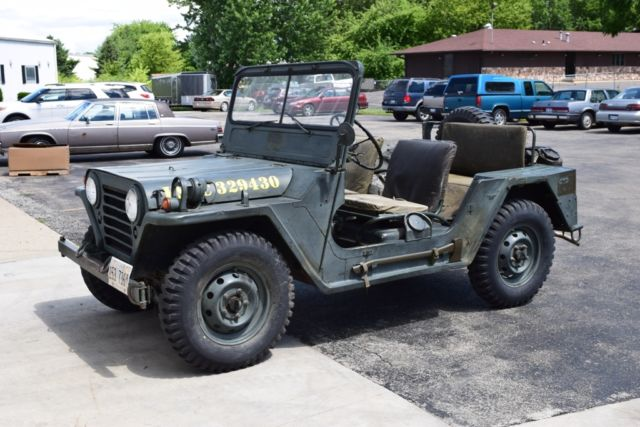 1966 Jeep M151a1 Rare Usmc Mutt Model W Accessories Usa Vietnam War Era America For Sale In Mount Morris Illinois United States
