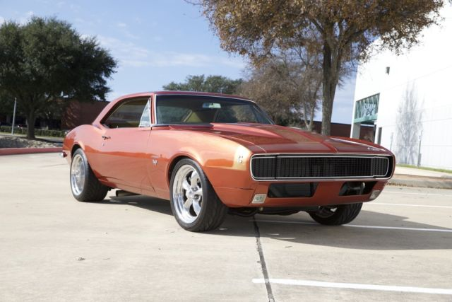 1967 camaro rs custom pro touring 406 small block price lowered to sell for sale in austin. Black Bedroom Furniture Sets. Home Design Ideas