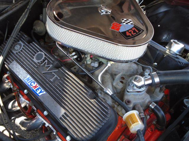 1967 CAMARO RS SS 427