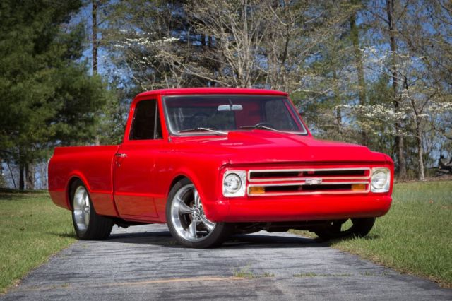 1967 chevy c10 shop truck classic hot rod swb small back window for sale in cleveland south. Black Bedroom Furniture Sets. Home Design Ideas