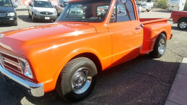 67 chevy long bed stepside