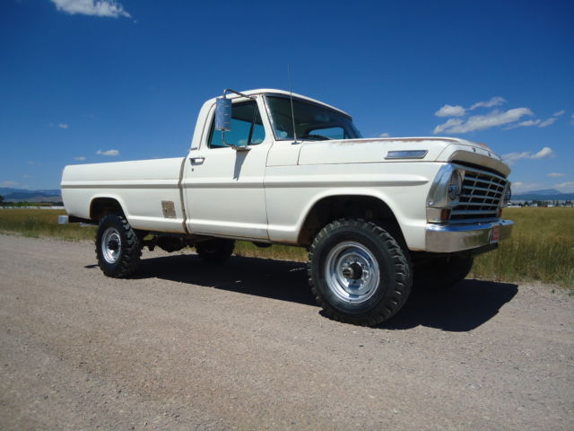 1967 ford f250 4x4 high boy highboy f100 f150 f1 f2 california 1978 F250 Highboy 1967 ford f250 4x4 high boy highboy f100 f150 f1 f2 california desert survivor for sale in canyon creek montana united states