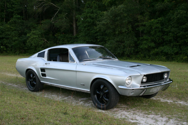 1967 Ford Mustang Fastback GTA S Code 390 Automatic for sale in