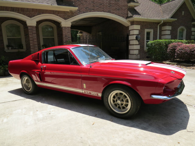 1967 ford mustang shelby gt350 fastback coupe for sale in brenham texas united states. Black Bedroom Furniture Sets. Home Design Ideas