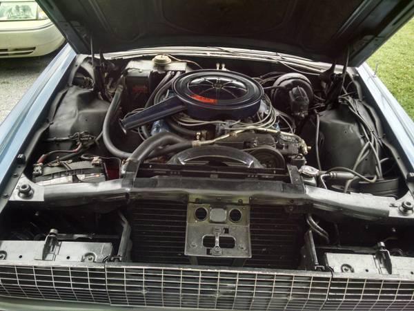 1967 Ford Thunderbird Suicide Doors Hidden Headlights 390 PLEASE READ