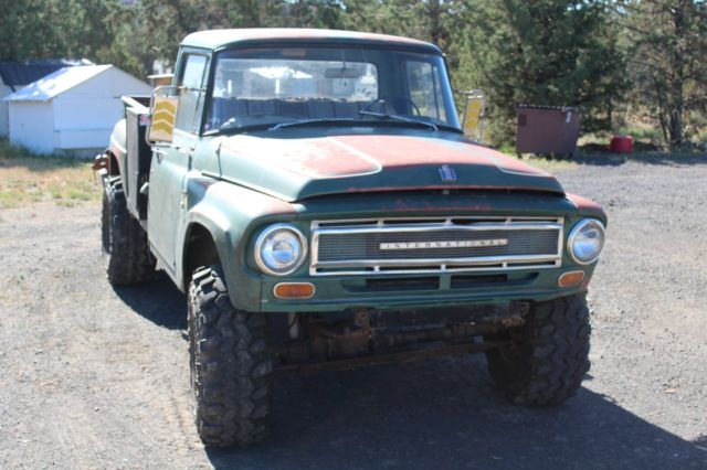 1967 international B1200 pickup for sale in Madras, Oregon