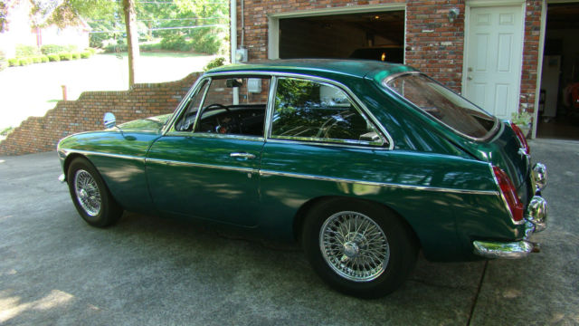 1967 MGB/GT for sale in Trussville, Alabama, United States