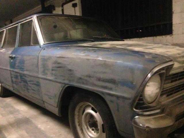 1967 Nova Wagon For Sale In San Ramon California United States