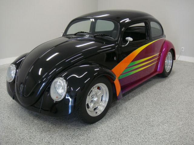 1967 volkswagen vw bug vdub hot rod volksrod show car mint chop pro
