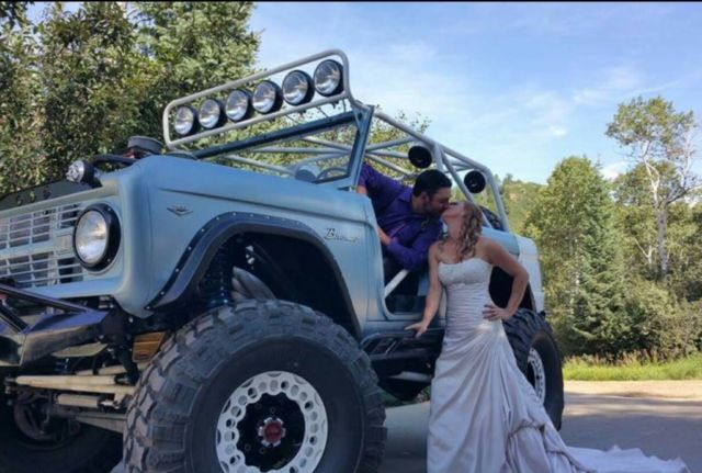 1968 Ford Early Bronco Rock Crawler For Sale In Phippsburg Colorado United States