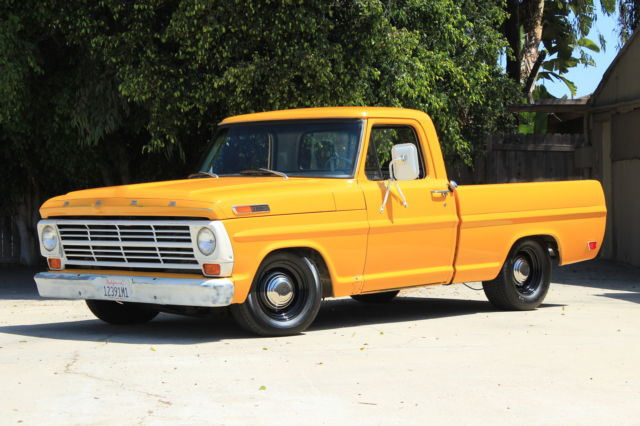 Ford F150 For Sale By Owner >> 1968 Ford F100 short bed Patina survivor truck rat rod C10 hot rod original rare for sale in San ...