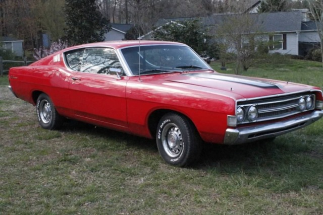1968 Ford Fairlane 500 Fastback G T for sale in Monroe