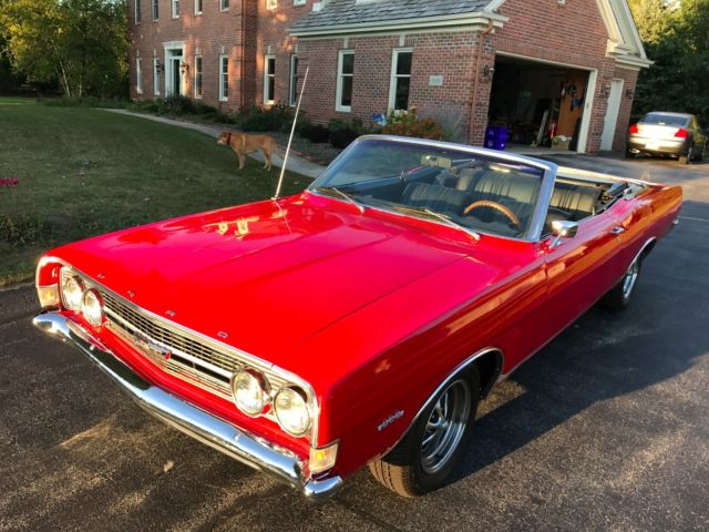 1968 Ford Torino GT Convertible 289 V8 C4 Automatic for sale