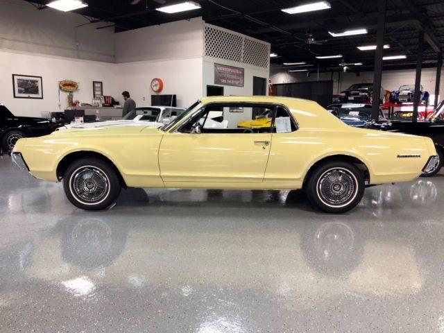 1968 Mercury Cougar Nut And Bolt Frame Off Restoration