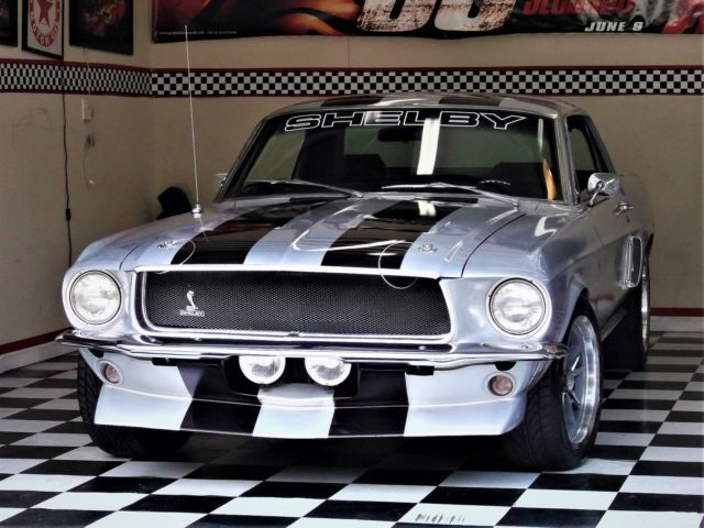 1968 Mustang GT S Code 390 Coupe Shelby GT500 1967 Eleanor 1966 1965