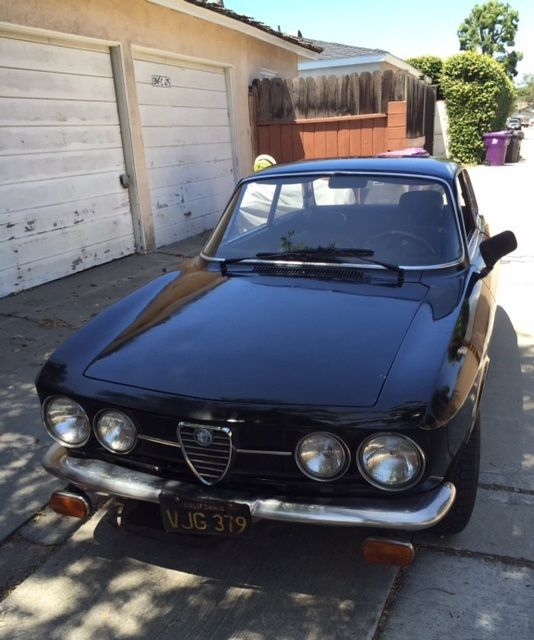1969 Alfa Romeo GTV 1750. Original BK / Bk Car For Sale In