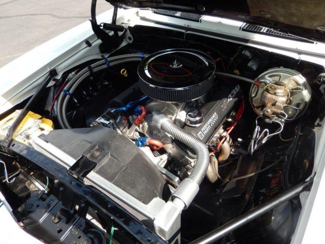 1969 Chevrolet Camaro GM ZZ430 crate engine 4 wheel disc ...