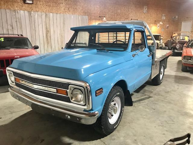 1969 chevy c10 truck c20 bahama blue with 71 901 miles available 1969 GMC C20 1969 chevy c10 truck c20 bahama blue with 71 901 miles available now for sale in waukon iowa united states
