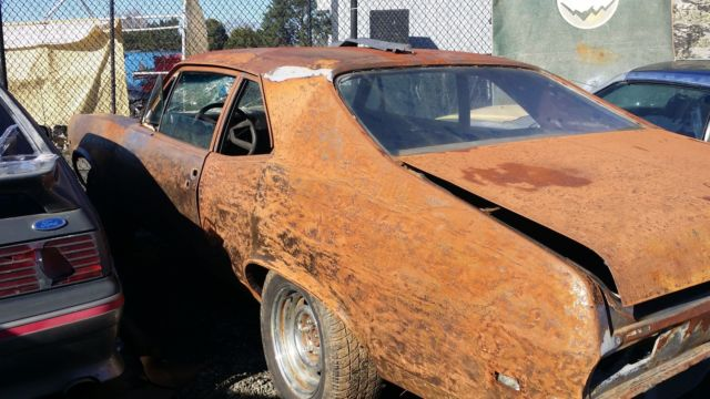 1969 chevy nova barn find project for sale in vallejo california united states. Black Bedroom Furniture Sets. Home Design Ideas