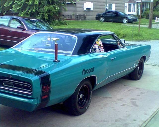 1969 Dodge Coronet R/T Clone for sale in Brookfield ...