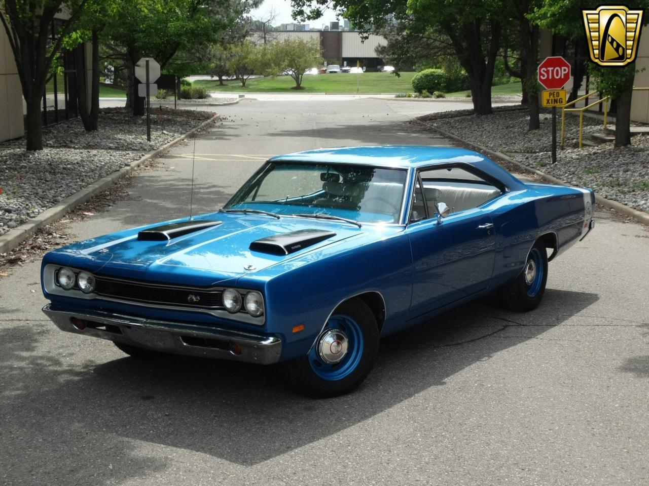 1969 Dodge Super Bee 42300 Miles B7 Blue Coupe 383 Cid 4 Speed Coronet A12 Prevnext
