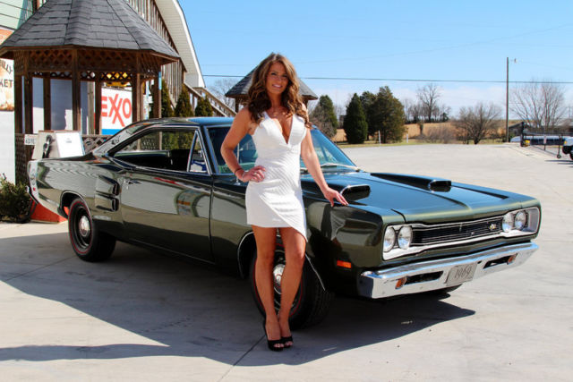 1969 Dodge Super Bee S Matching 383 Ps Pb Auto Build