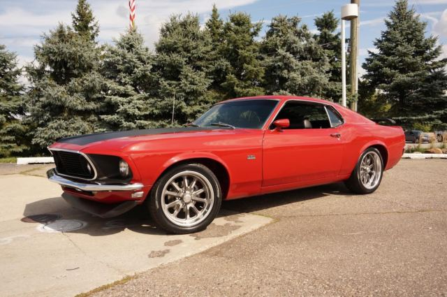1969 Mustang Fastback Pro Touring for sale in Auburn Hills