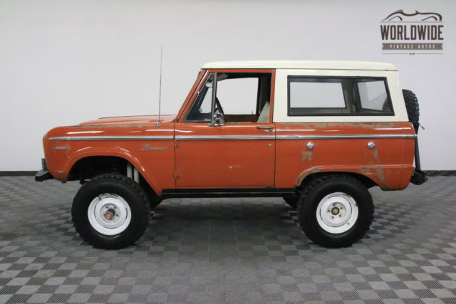1969 ford bronco vin location 1969 ford bronco wiring