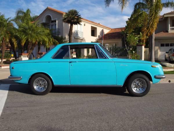 1969 Toyota Corona 2 door for sale in Huntington Beach ...