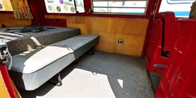 1969 Volkswagen Westfalia Bus (0 99 CENT NO-RESERVE AUCTION