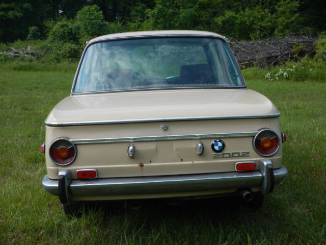 1970 bmw 2002 base sedan 2 door 2 0l for sale in marshall virginia united states. Black Bedroom Furniture Sets. Home Design Ideas