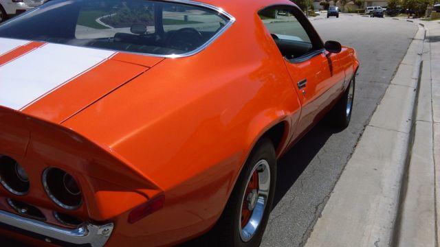 1970 CAMARO Z28 TRIBUTE for sale in Rancho Santa Margarita
