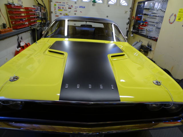 1970 Dodge Challenger R T Hardtop 383 For Sale In Saint
