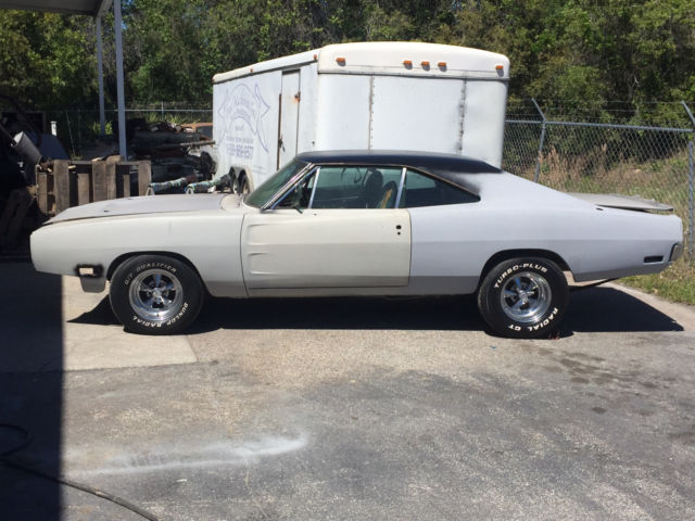 1970 Dodge Charger Se Matching S 383 Auto A C Project Over K Invested For Sale In Hudson Florida United States