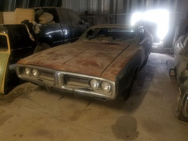 1971 Dodge Charger 1972 roadrunner cuda rat rod project mopar hemi