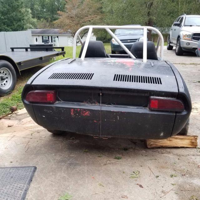 1971 Fiat 850 Spyder Race Car For Sale In Snellville