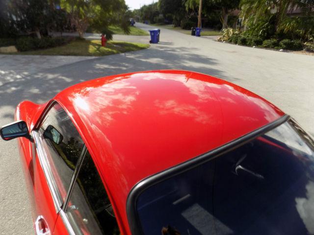 1971 VW Karman Ghia Coupe Resto Mod 2332 Cc motor over 25 k spent
