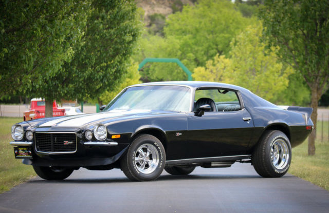 1972 Chevrolet Camaro Z28 Numbers Matching Block 226 Miles