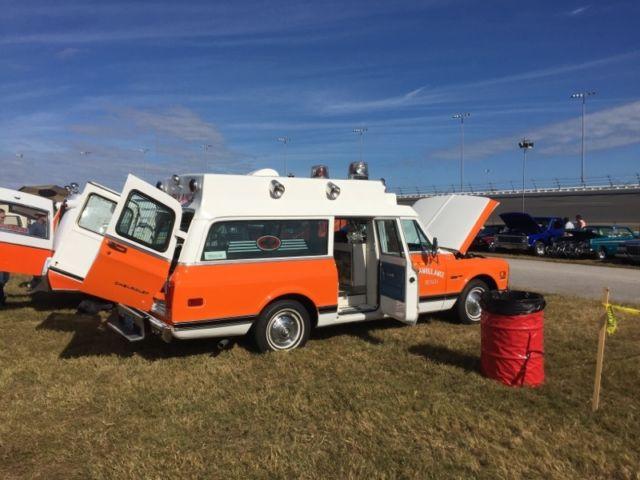 1972 Chevrolet Suburban Ambulance for sale in New Smyrna