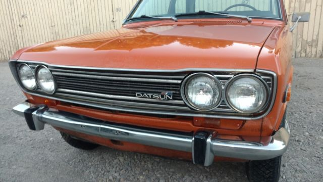 1972 Datsun 510 for sale in Bountiful, Utah, United States