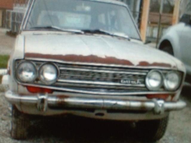 1972 datsun 510 wagon ,ac car,510 datsun  for sale in
