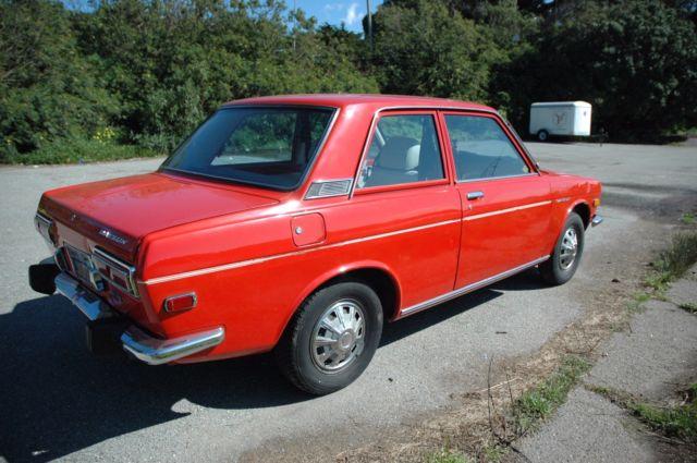 1973 Datsun 510 Coupe Original Ca Car For Sale In Daly
