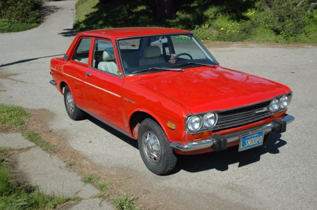 1973 Datsun 510 Coupe Original Ca Car For Sale In Daly