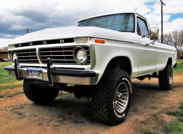 1973 Ford F250 Highboy F250 1973 1974 1975 1976 1977 1978