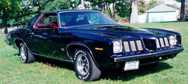 1973 pontiac grand am 455ci for sale in buffalo  new york