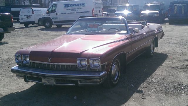 1974 Buick Lesabre Convertable For Sale In Brockton