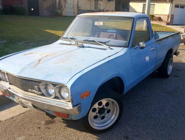 1974 datsun sunny truck