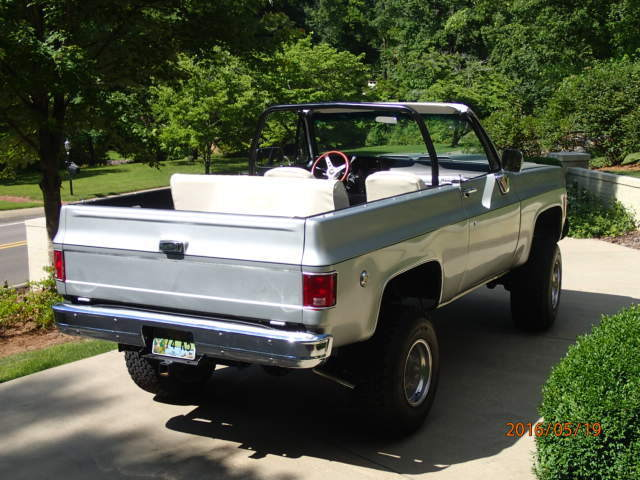 1974 K5 Blazer for sale in Birmingham Alabama United States