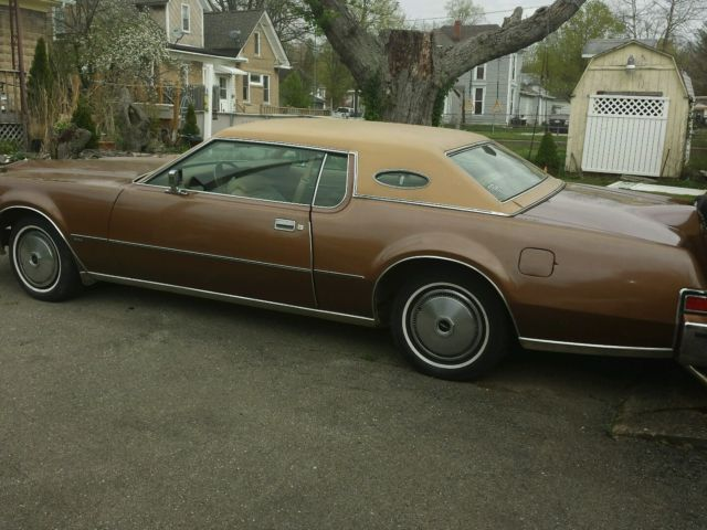1974 Lincoln Continental Mark Iv 4 2 Door For Sale In New
