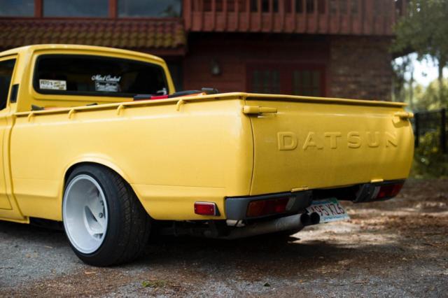 1974 nissan datsun 620 ka24de for sale in Peabody ...